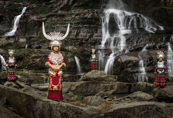 Searching For The Miao Goddess